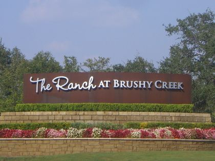 Ranch at Brushy Creek Cedar Park Round Rock Real Estate
